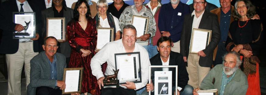 Cape Nature /C@W/WWF Awards Evening 2015 – Outshoorn